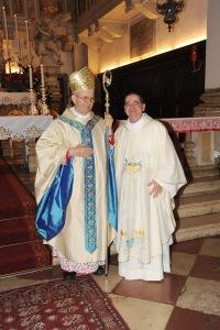 Ordinazione Presbiterale di padre Ermanno Caccia