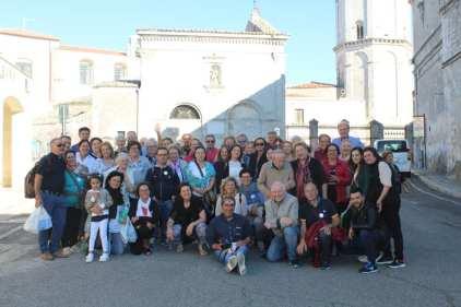 Eccomi padre Pio 2019