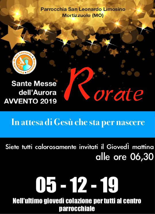 Rorate 2019